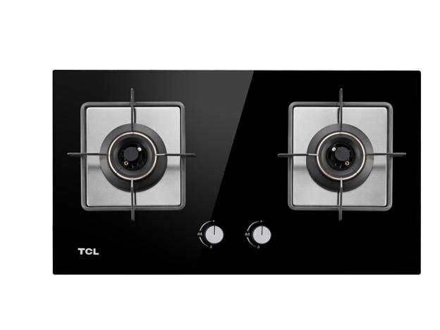 TCL TCL gas bếp kính chống đạn. đôi bếp gas bếp năng lượng hiệu quả trạm khảm thẳng phun kép (GA) JZ