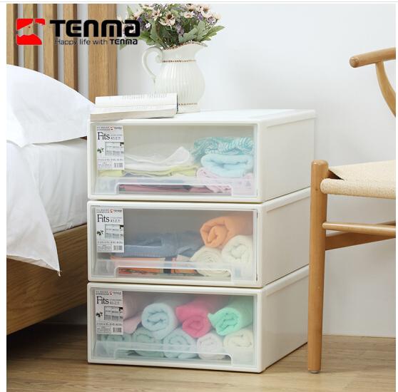 TENMA Pegasus Tenma nhận lấy thùng nhựa loại đồ lót lấy hộp tủ ngăn kéo màn hình hộp đồ chơi áo xếp