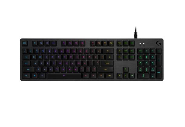 G Logitech (g) G512 RGB cả kích thước bàn phím máy trò chơi trên bàn phím máy RGB Logitech G T trục