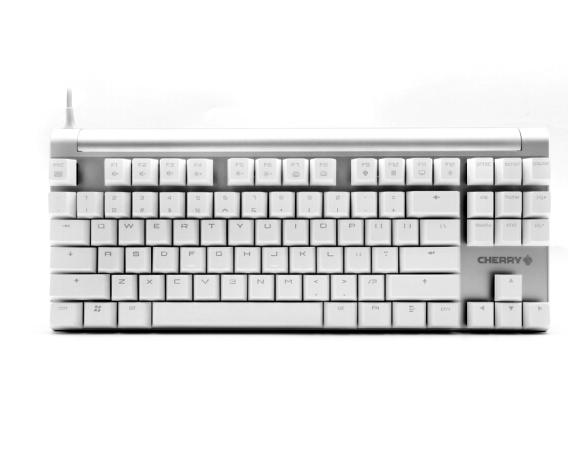 CHERRY Cherry (CHERRY) MX-Board 8.0 G80-3880HYAEU-0 khuất bóng bàn phím máy trò chơi Red trục Jedi