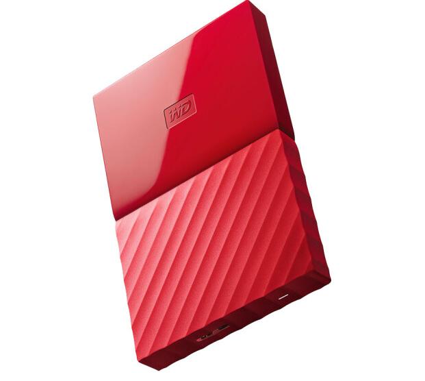 WD Dữ liệu về phía Tây (WD) Thưa Passport 1TB 2.5 inch đỏ Trung Quốc WDBYNN0010BRD ổ cứng di động.