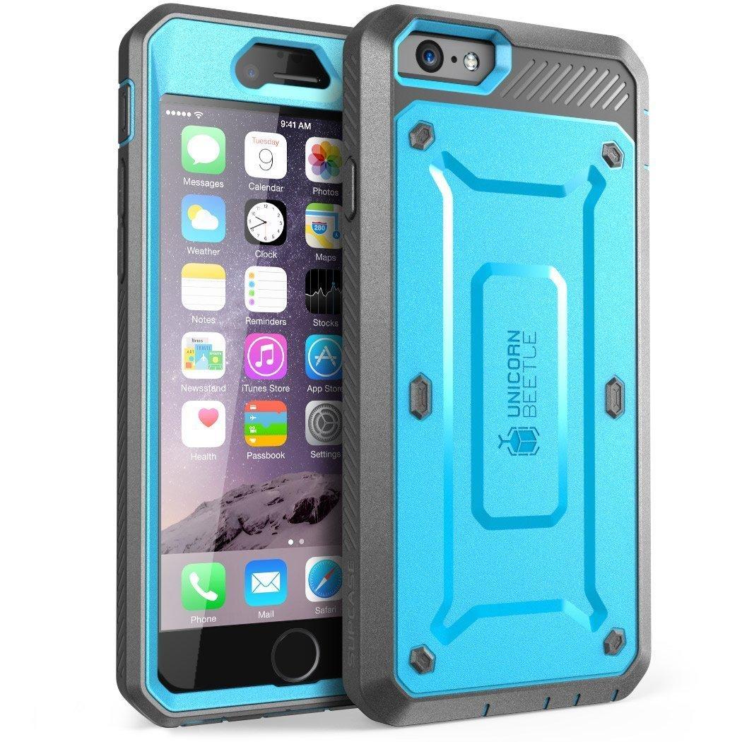 SUPCASE Vỏ iPhone 6, Subas[đai hạng nặng clip bộ] Apple iPhone 6 Shell 4.7 inch [Kỳ Lân. PRO series]