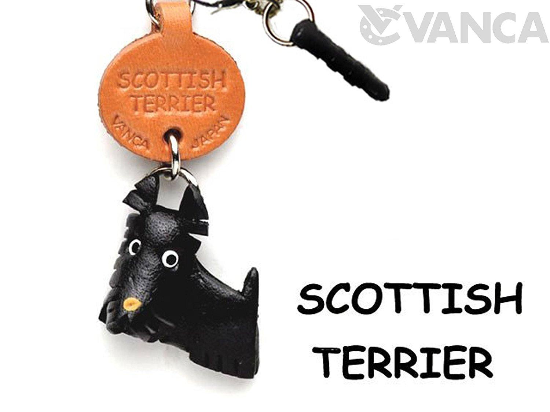 VANCA Japan    Scotland da chó tai nghe bồi phụ kiện / chống bụi vào / / tai mũ tai Jack * vanca * N