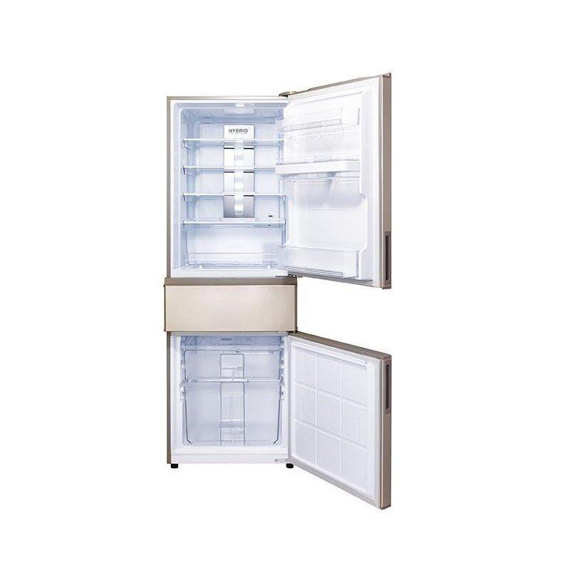 Tủ lạnh  SHARP Sharpe tủ lạnh SJ-PC31V-N (màu vàng) 312 lên tủ lạnh gia dụng ba cửa tủ lạnh tủ lạnh