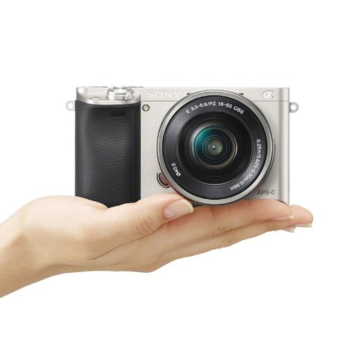 Máy ảnh kỹ thuật số  Sony Sony ILCE-6000L/S vi đơn ™ máy ảnh ống kính đơn bộ (E PZ 16-50mm F3.5-5.6