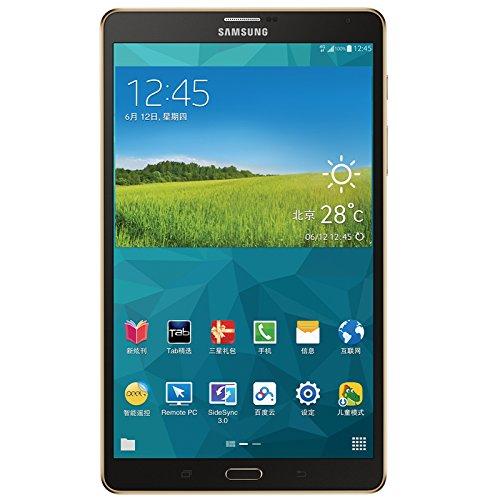 Samsung Galaxy Tab S Studio T705C 8.4, 4G 4G chip, 2560 × 1600, siêu siêu AMOLED, 1.3 +1.9GHz 16G