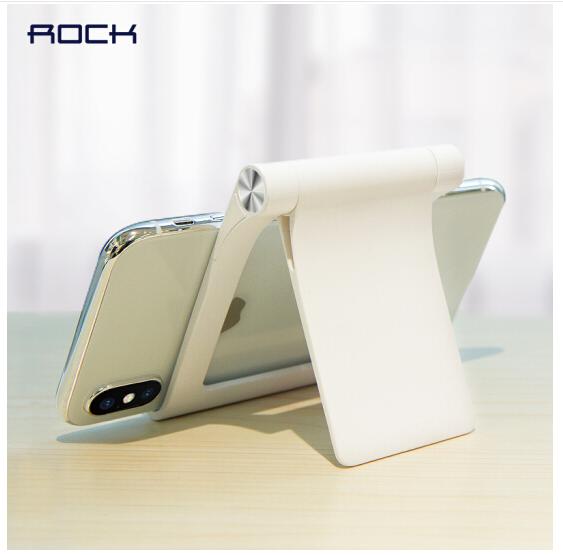 ROCK Điện thoại di động ROCK khung màn hình phẳng khung điều chỉnh khung trắng tốt hơn