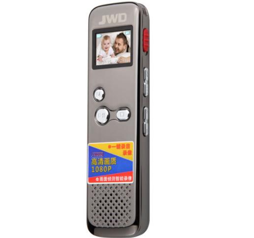 JWD (JWD) DVR-608 32GB thi pháp chứng ghi âm kỹ thuật số hình ảnh / video độ nét cao bút ghi âm.