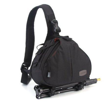 Máy ảnh kỹ thuật số   CADEN Cotton. Máy ảnh kỹ thuật số gói Canon Nikon chuyên nghiệp gói tam giác