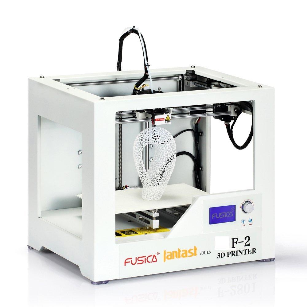 Fusica Anh Đào Fusica Fuji 3D printers độ chính xác cao cấp màn hình ảnh ba chiều của máy in 3D trắn