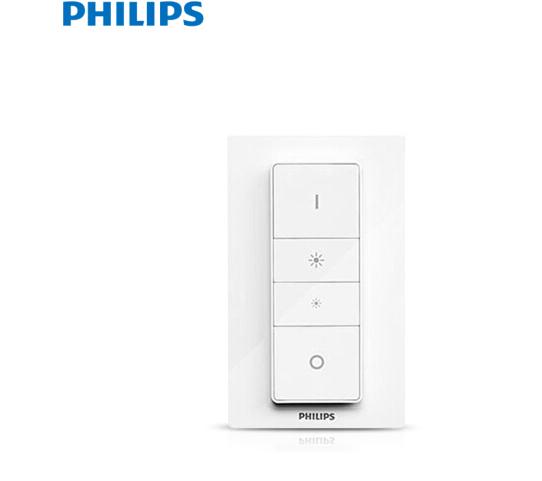 PHILIPS PHILIPS Philips sắc Remote thông minh không dây. Thiết bị chuyển đổi chuyển ánh sáng sắc màu