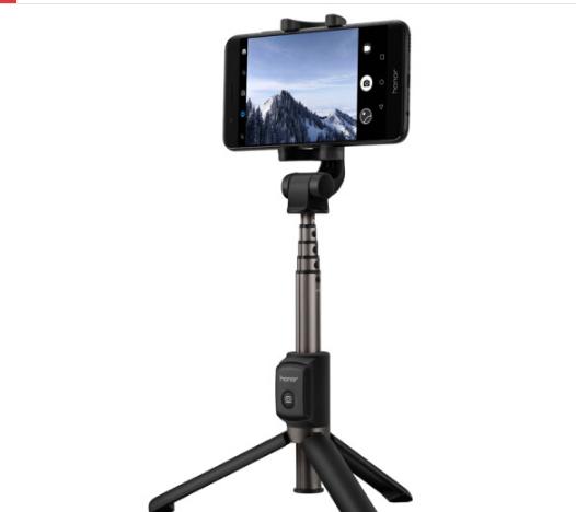 HUAWEI Tôn vinh giá ba chân gậy hỗ trợ tự chụp ảnh không dây Bluetooth phiên bản điện thoại trực tiế
