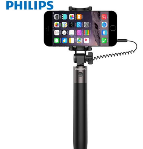 PHILIPS Ảnh tự chụp ảnh tự sướng máy Philips thanh thần táo, Huawei, Samsung khi General DLK36003 đe