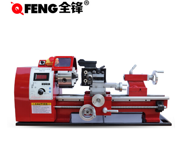 QUANFENG Toàn Phong (QUANFENG) toàn phong chuỗi tràng hạt máy công cụ nhỏ máy gỗ tiện tay chế biến h