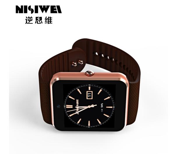 NISIWEI Đồng hồ thông minh (NISIWEI) điện thoại suy nghĩ ngược đồng hồ đồng hồ thông minh dành cho n