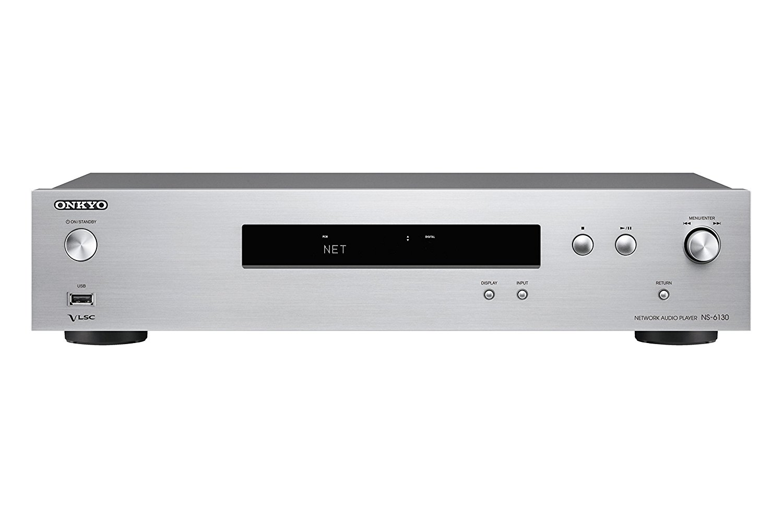 ONKYO ns-6130-s Player – mạng lưới bạc.