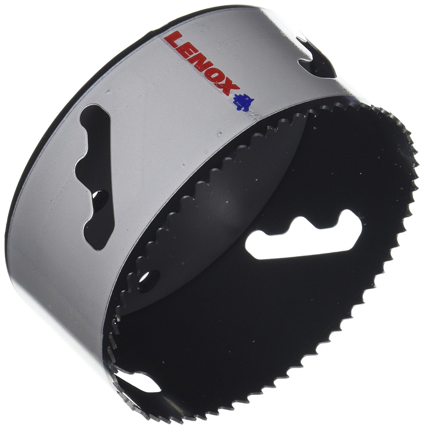 LENOX Tools Bi-Metal Speed Slot Hole Saw with T3 Technology, 4-3/8
