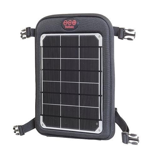Voltaic Systems    Hệ thống voltaic – cầu chì 6 ngói USB Charger gói năng lượng Mặt Trời mang pin dự