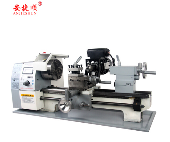 ANJIESHUN chuỗi tràng hạt nhỏ có nhiều khả năng máy công cụ kim loại gỗ tiện tay máy hạt chuỗi bồ đề
