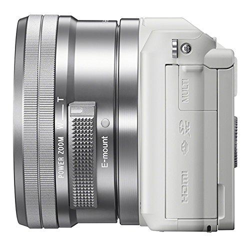 Máy ảnh kỹ thuật số   Sony Sony ILCE-5100L/W vi đơn ™ máy ảnh ống kính đơn bộ (E PZ 16-50mm F3.5-5.
