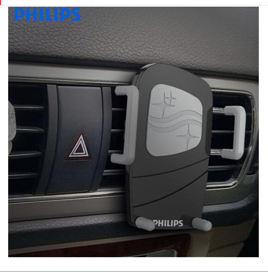 PHILIPS Philips DLK35001 có nhiều khả năng sẽ áp dụng cho điện thoại di động khung kẹp kiểu xe / Des