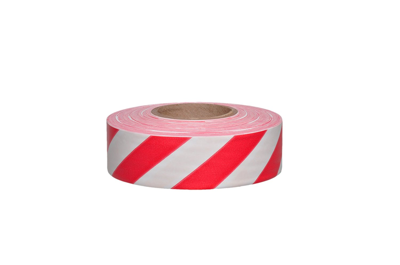Swanson srfwr30 3 / 16 inch 300 mét đường vol võng, trắng / Red Stripes