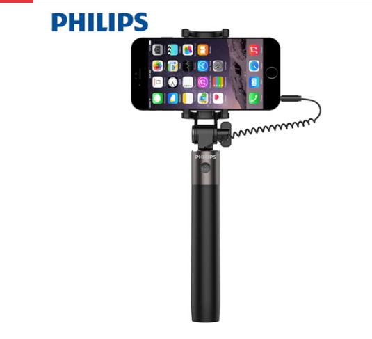 PHILIPS Philips (PHILIPS) DLK36003 gậy hỗ trợ tự chụp ảnh chụp tự sướng, Ðức Chúa Trời của thiết bị