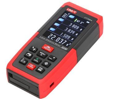 UNI-T Tiện ích trong rangefinder tia laser hồng ngoại quang học điện tử thước đo độ chính xác cao UT