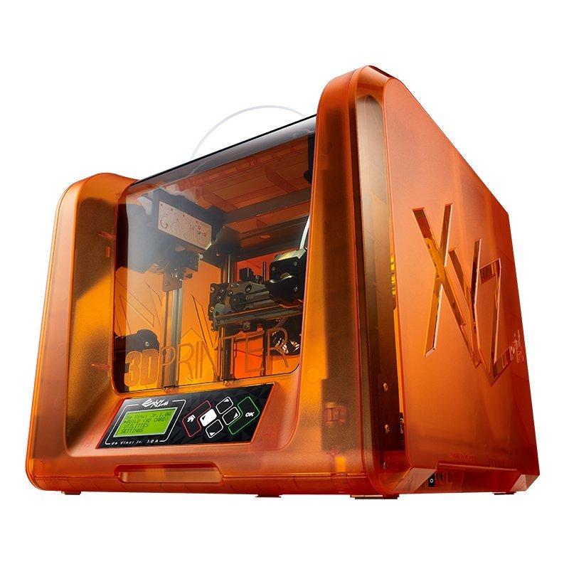 Xyzprinting upgrade edition mô hình mới. Da Vinci 1.0a màn hình 3 chiều máy In Tuổi trẻ Quân (nhà cu