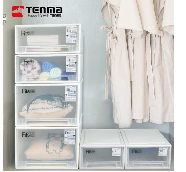 TENMA [3] thứ 7 và Pegasus TENMA lấy hộp nhựa thùng quần áo kiểu sắp xếp ngăn kéo màn ngăn chứa đồ c