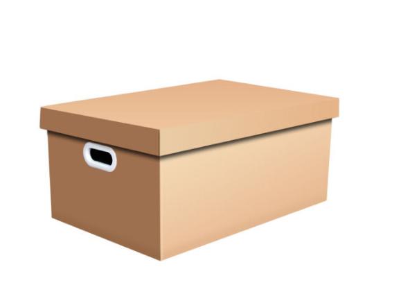 QDZX QDZX chuyển vào thùng 54*36*26cm trời đất bìa lấy hộp băng giấy vệ sinh nơi tiếp nhận vào thùn