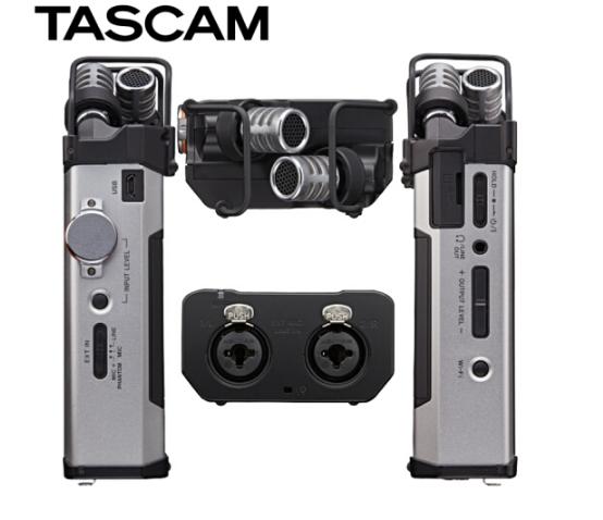 TASCAM TASCAM DR44WL DR-44WL HIFI stereo ghi âm ghi âm điện thoại vô tuyến đường sắt viết 4 máy điề