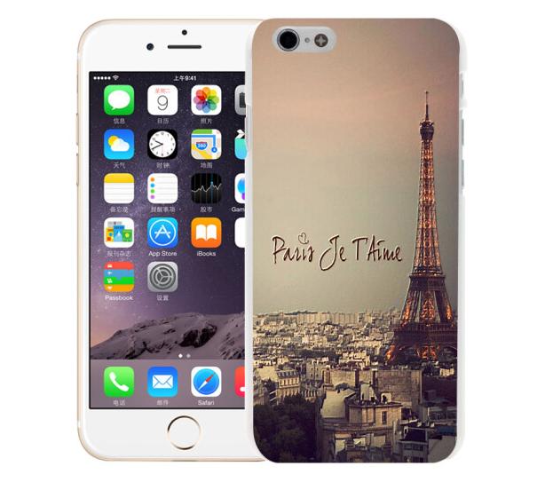 huawave Hoa Quả táo iPhone6/6s vỏ bảo vệ hệ sóng điện thoại di động iphone6/6s vỏ phù điêu cân nặng
