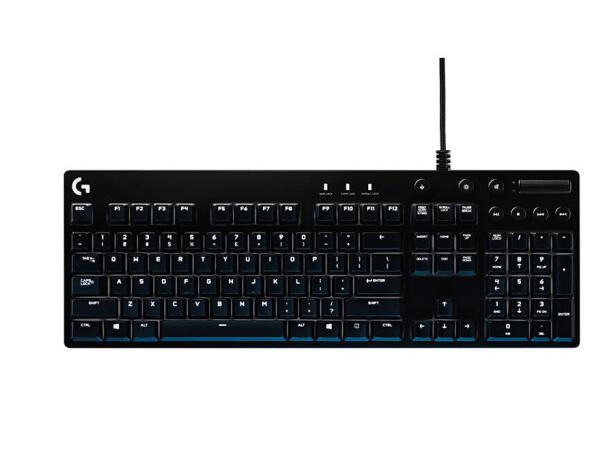G Logitech (g) G610 Cherry khuất bóng bàn phím máy trò chơi Trà trục trục