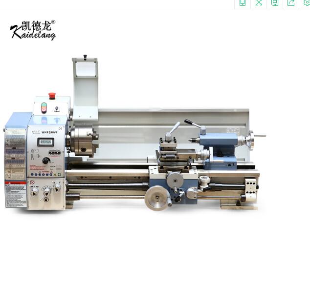 kaidelong Cade, rồng nhiều chức năng tiện máy tiện nhỏ kim loại máy chế biến kim loại chải chuyên ng