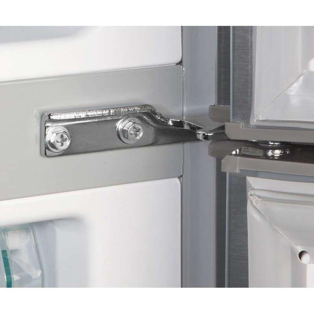 Tủ lạnh  Skyworth/ BCD-138 kéo sợi bạc 138 lít trong tủ lạnh.