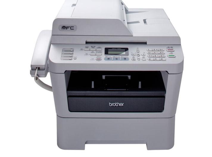 brother Người anh em MFC-7360 đen trắng nhiều máy in laser có thể có một bản sao chép quét máy fax A