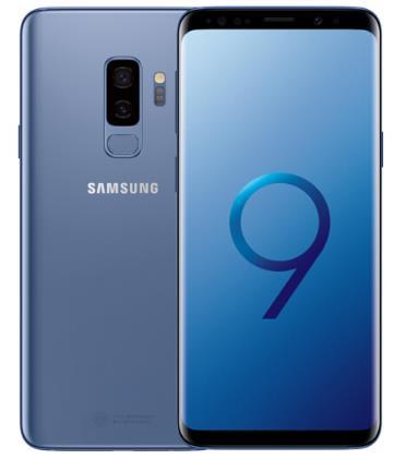 Điện thoại SAMSUNG Galaxy S9 (SM-G9650/DS) 6GB+128GB 2 SIM 2 sóng màu thiên thanh