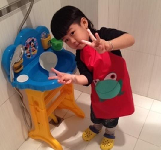 AIBOULLY nhựa Trẻ em được phóng lên trạm con cái chậu rửa mặt đi! Kệ Tủ nhựa bể bơi trẻ em rửa tay m