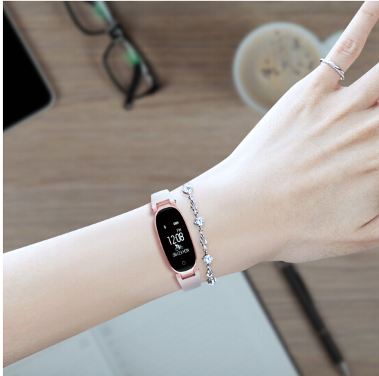 moov  Vòng moov Bluetooth thông minh thông minh giám sát nhịp tim mặc sức khỏe đã gọi điện nhắc nhở
