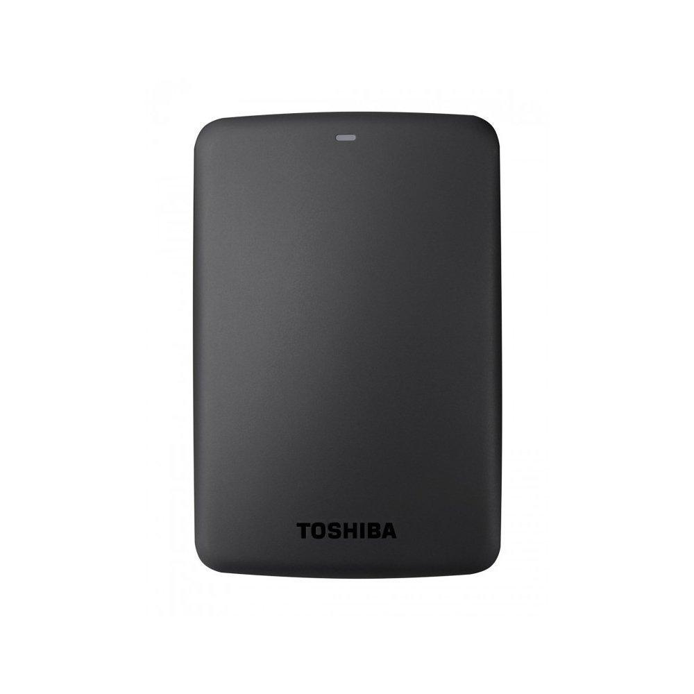 Ổ cứng di động   TOSHIBA Toshiba đen cứng series mới 2TB USB3.0 ổ cứng di động 2,5 inch (đen)