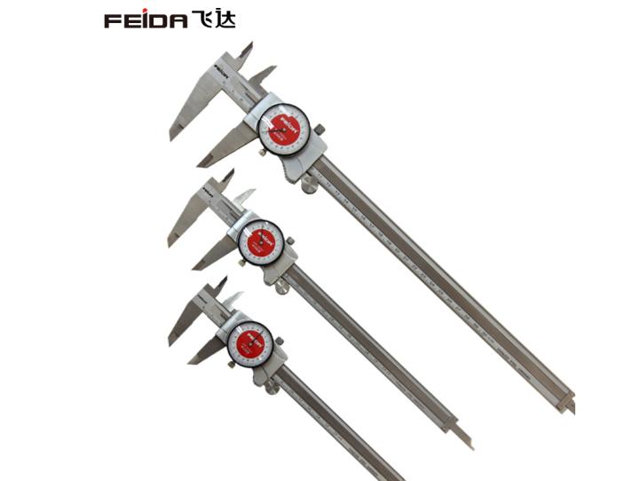 FEiDA Nhiều bo mạch đồ feet (FEiDA) thép không gỉ thước cặp số thước đưa bảng thước cặp bo mạch đồ 1