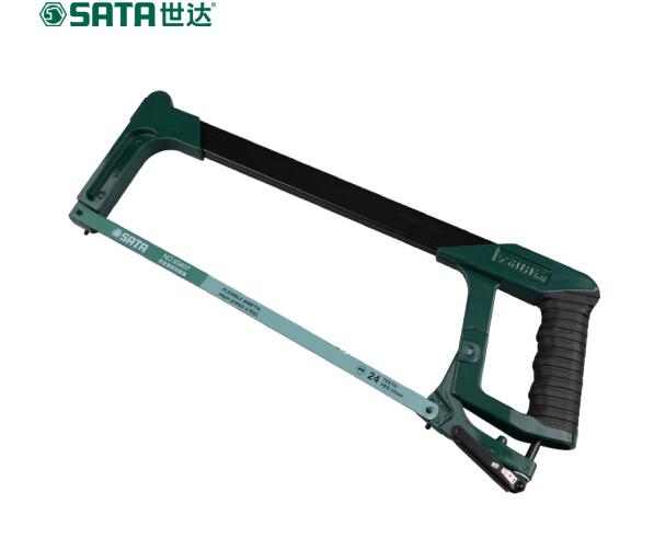 SATA Làm công cụ kim loại cưa cung đưa cưa cắt kim loại nhỏ cưa cái cưa sắt thép thủ công giá 93405