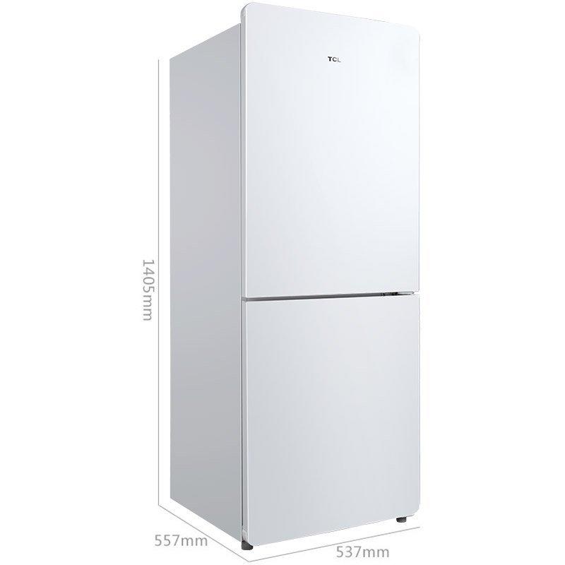 TCL BCD-163KF1 163 lít một ánh sáng cùng một giuộc toàn cục trong tủ lạnh.