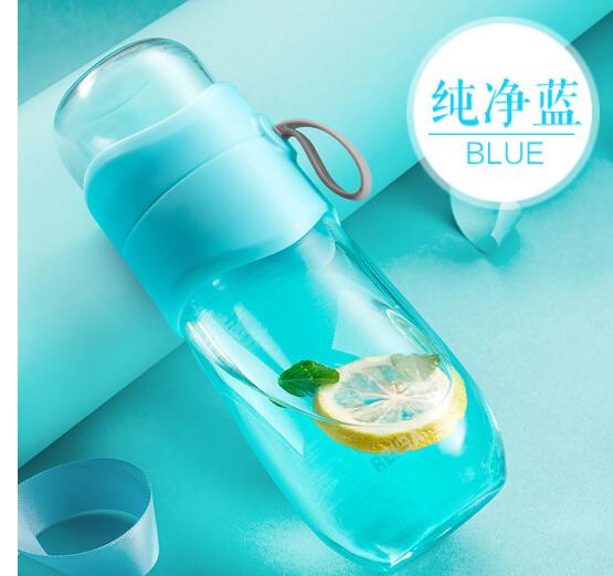 RELEA Sinh vật hai ly tách nước pha Trà Ly nữ sáng tạo thuận tay xách tay lọc trà Hương Ly Qin xanh