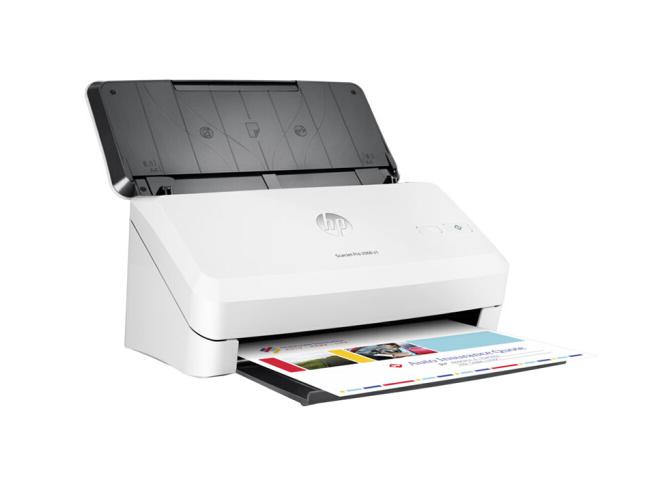 HP Máy quét Hewlett - Packard (HP) 2000s1 quỹ máy quét tài liệu giấy A4 kiểu nạp tự động tốc độ cao
