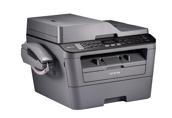 brother Người anh em MFC-8530DN đen trắng, một bản sao của máy in laser quét mặt tự động mạng máy fa