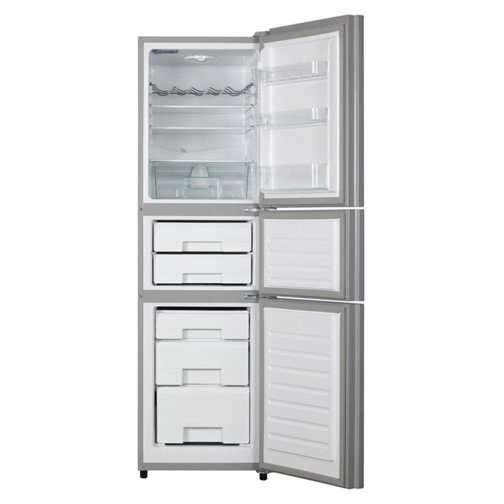 Tủ lạnh  Skyworth BCD-215TGD 215 lít L ba cửa tủ lạnh (màu vàng) kết hợp hệ thống nuôi?