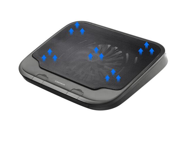 cooskin Cool lẻ (cooskin) 14 inch máy tính laptop khung tản nhiệt tỏa ra 15.6 inch 530I-A tản nhiệt