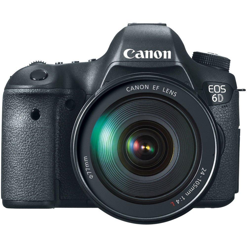 Canon Canon EOS 6D máy ảnh kỹ thuật số, máy đơn mũ (EF - 24-105mm f/4L IS USM)